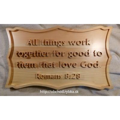Drevorezba All things